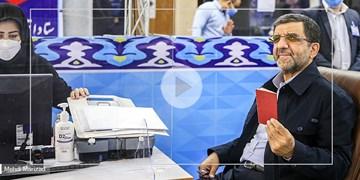 فیلم نشست انتخاباتی ضرغامی| باید بساط جماعت هزارفامیل را بر هم زد