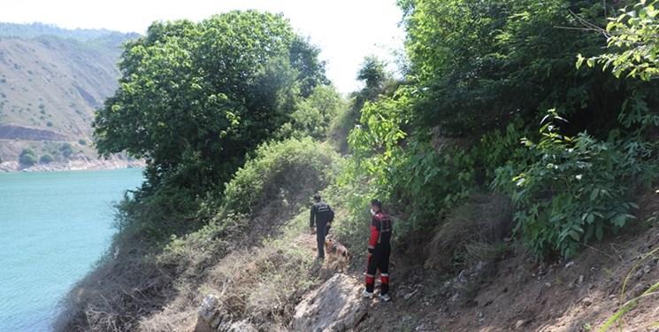 14000225000915 Test PhotoN - ادامه جستوجوها برای فرد مفقود شده در سد شهیدرجایی ساری