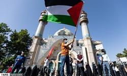 تواتر کمپینها برای همدردی با فلسطین؛ مردم در «فارسمن»: از صهیونیستها انتقام سخت بگیرید