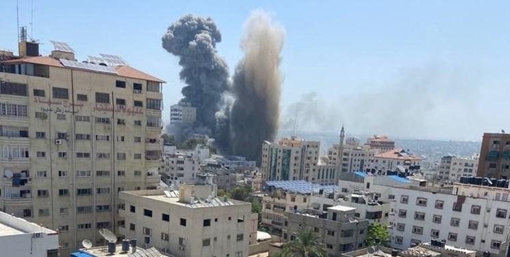 شمار شهدای حملات رژیم صهیونیستی به نوار غزه به 181 نفر رسید