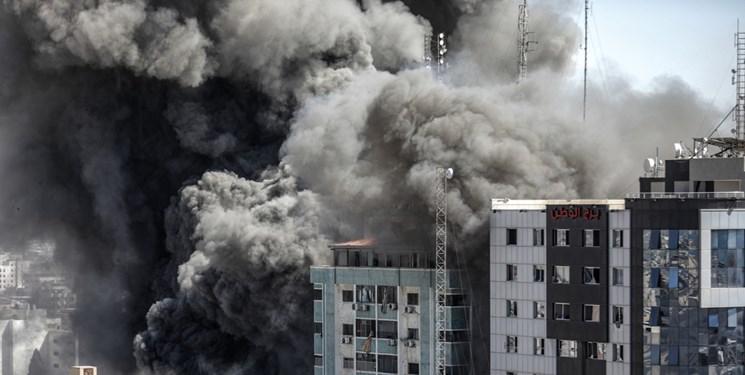 دیدبان حقوق بشر: حملات اسرائیل به برجهای غزه میتواند جنایت جنگی باشد