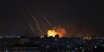 ارتش رژیم صهیونیستی: با بالاترین میزان حملات موشکی مواجه هستیم
