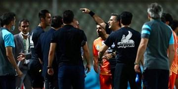 سرپرست پیکان: نماینده هیات فوتبال گفت مشکلی برای تعویض ندارید/پای تعویض ششم ما به توپ نخورد!