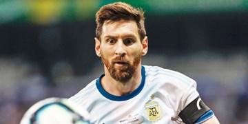مسی بدون تعیین تکلیف با بارسلونا عازم آرژانتین شد