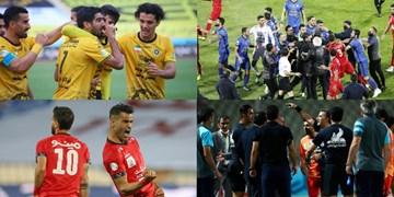 فیلم| بررسی هفته بیست و سوم لیگ برتر فوتبال کشور