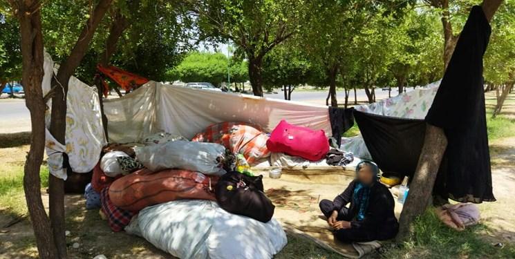 فراهم شدن مسکن برای یک مادر و فرزندش در دزفول