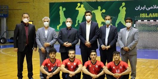 آینده هندبال ایران متعلق به جوانان  کهگیلویه و بویراحمدی است/آمادگی ایجاد پایگاه قهرمانی و استعدادیابی هندبال در استان