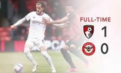 پلیآف لیگ دسته اول انگلیس|شکست برنتفورد در حضور 4 دقیقهای قدوس