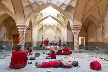 موزه گرمابه وکیل شیراز
