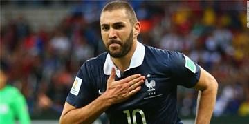 بازگشت بنزما به تیم ملی فرانسه سوژه یک شد