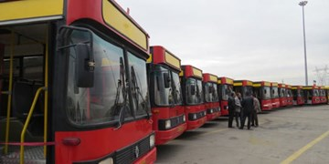 ماجرای دپوی 200 اتوبوس شرکت واحد در بوستان سرخه حصار
