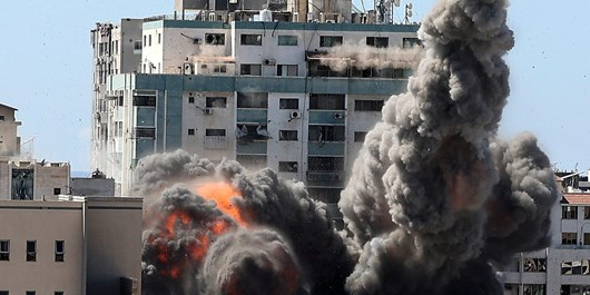 آسوشیتدپرس: دو هزار واحد مسکونی در تجاوز 12 روزه صهیونیستها به غزه ویران شده است