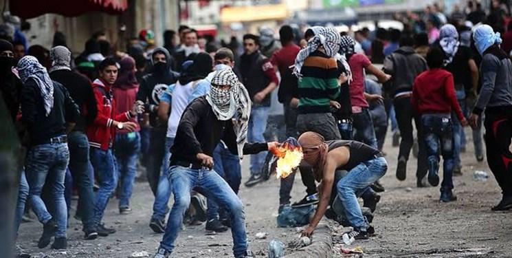 خیزش فلسطینیها در کرانه باختری؛ تمام شهرها صحنه درگیری با صهیونیستهاست