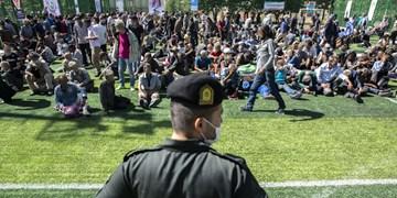 اجرای طرح ظفر پلیس مبارزه     با مواد مخدر تهران بزرگ
