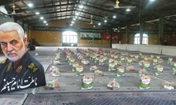توزیع 150 بسته معیشتی در سلطانیه