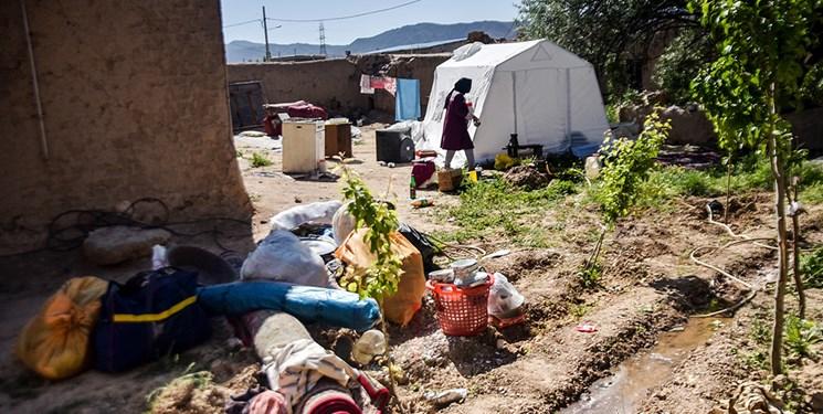 از تمام زلزله زدگان جاجرم تست کرونا گرفته می شود /5 نفر مبتلا در بین زلزلهزدگان شناسایی شد