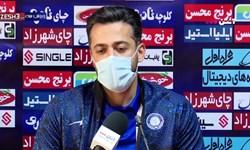 سعید الهویی: برای تثبیت جایگاه خود در جدول به دنبال پیروزی هستیم