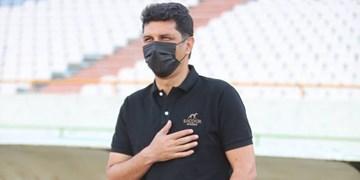 حسینی: بازیکن ما به استقلال گل را کادو داد/ روی یک اشتباه بچهگانه گل دوم را خوردیم