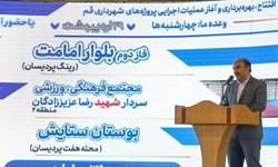 تمام محلات مسکن مهر پردیسان دارای بوستان هستند/تقاطع جعفریه بهزودی افتتاح میشود