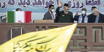 تجمع بزرگ مردم تهران ||| در محکومیت جنایات رژیم صهیونیستی
