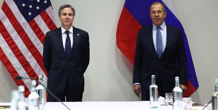 اولین دیدار لاوروف و بلینکن/ تمایل به همکاری در زمینههای مختلف از جمله ایران