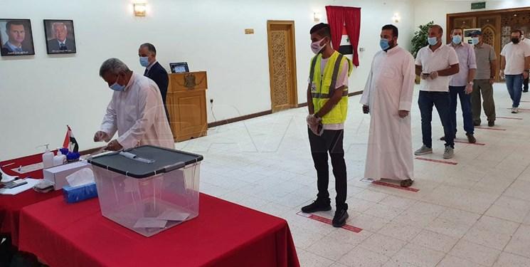 آغاز مرحله نخست انتخابات ریاست جمهوری سوریه