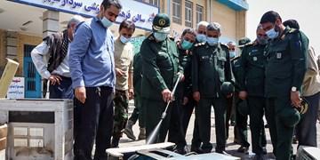 رزمایش۲۳ هزار نفری جهادگران خوزستان
