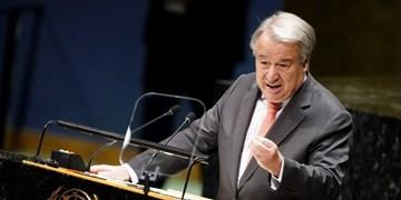 حمایت شورای امنیت از انتخاب مجدد «آنتونیو گوترش» به عنوان دبیر کل
