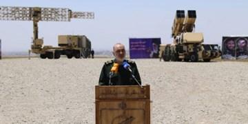 سرلشکر سلامی: استراتژی و سیاست عملیاتی ما توسعهی قلمرو دفاعی در اعماق وسیع و در ارتفاع بالا است