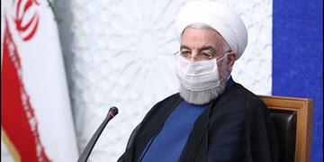 روحانی: شکاندن تحریم در سال ۱۴۰۰ در قدمهای آخر است