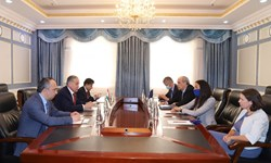رایزنی مقامات تاجیکستان و اتحادیه اروپا؛ افغانستان و منطقه محور گفتوگو