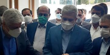 افتتاح پروژه اسنوا تک در ناحیه فناوری دانشگاه اصفهان