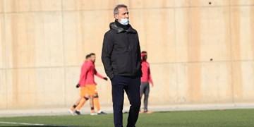 واکنش باشگاه بادران به مذاکره با سرمربی تراکتور و استعفای عاشوری