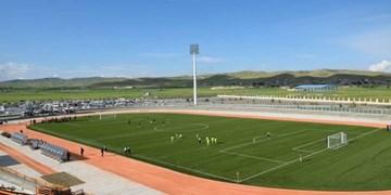 بهره برداری از ۱۰۰ پروژه ورزشی در کشور/استادیوم شیروان در انتظار تعیین تکلیف پیمانکار