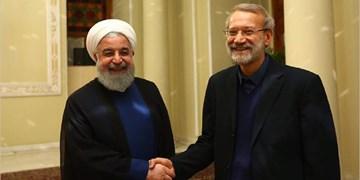 مواضع لاریجانی در مواجهه با دولتها/ منتقد جدی دولت قبل به شریک استراتژیک دولت روحانی تبدیل شد