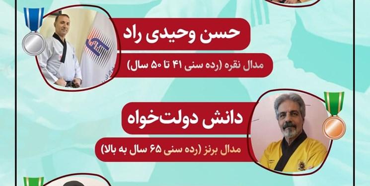 درخشش پومسهکاران آذربایجانشرقی در مسابقات کشوری