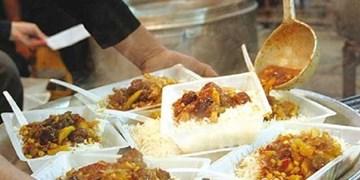 طبخ غذای گرم در دهه امامت و ولایت در زاهدان 
