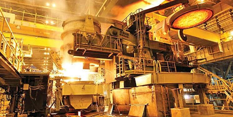 تولید فولاد ایران به 18 میلیون تن رسید/72 درصد تولید فولاد خاورمیانه در دست ایران