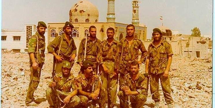 تکاوران نیروی دریایی ارتش در روزهای اشغال خونینشهر کجا بودند؟