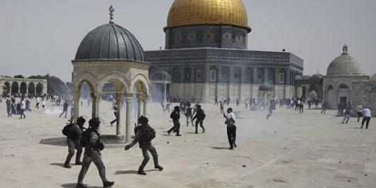 اردن تجاوزات مجدد رژیم صهیونیستی در مسجدالأقصی را محکوم کرد