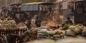13 نیروی امنیتی میانمار در حمله شورشیان مخالف کودتا کشته شدند