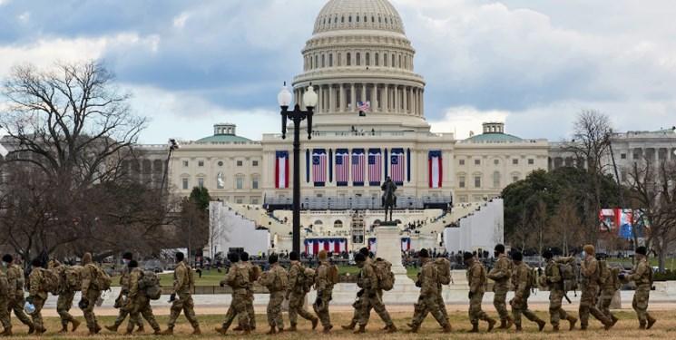 ماموریت نیروهای گارد ملی برای محافظت از کنگره بالاخره پایان یافت