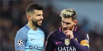 دلایل حضور آگوئرو در بارسلونا / خرید ستاره سیتی در گرو ماندن مسی