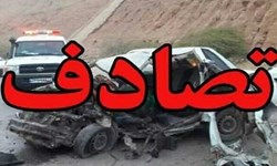 دومین حادثه دلخراش جادهای کرمان طی 24 ساعت گذشته با 5 کشته