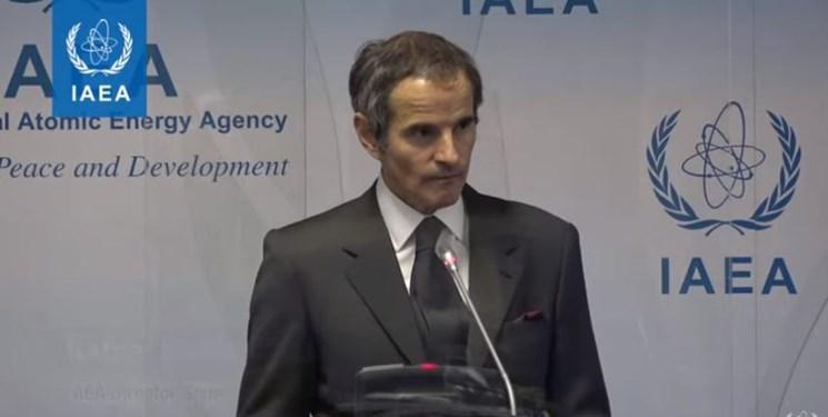 آژانس اتمی: توقف مذاکرات وین ما را در وضعیت نامطلوبی قرار داده است