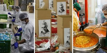 رکوردشکنی موکبهای اربعین در اردیبهشت/ از راهاندازی آشپزخانهها تا تأمین جهیزیه و آزادی زندانیان