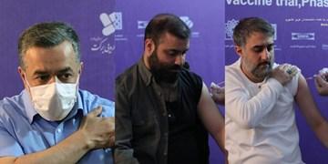 3 مداح سرشناس، داوطلبانه واکسن ایرانی تزریق کردند