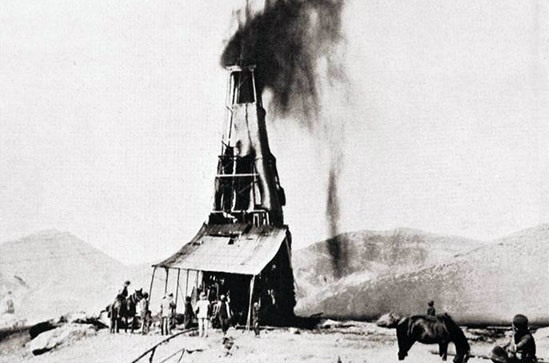 روزی که ایران و خاورمیانه نفتی شد