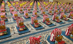 برگزاری ششمین مرحله رزمایش کمکهای مؤمنانه نیروی انتظامی رفسنجان