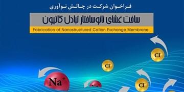 چالشی نوآورانه برای بومیسازی محصولی نانو ساختار در داخل کشور